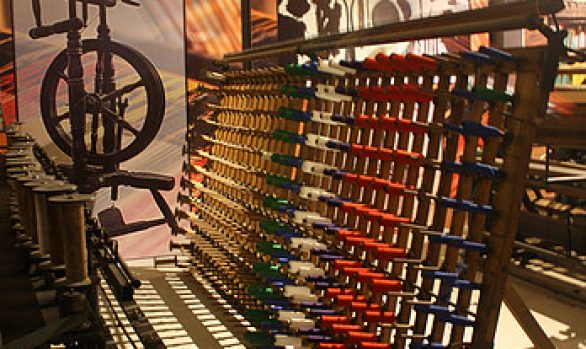 Tekstil Makineleri Teknolojileri