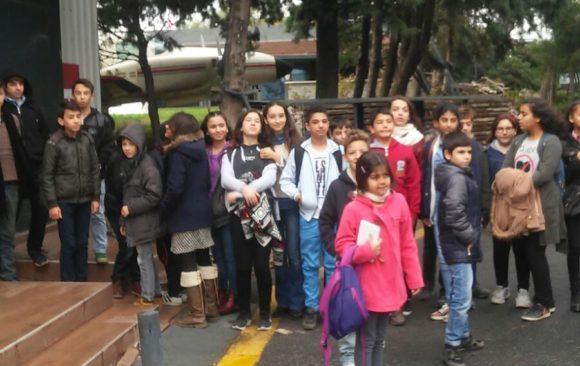 Çakıl Mahallesi Ortaokulu